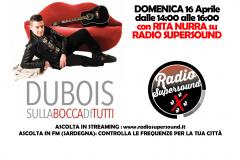 17 aprile 2017 Radio Super Sound