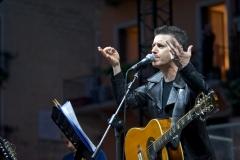 8 giugno 2013, apertura live di Edoardo Bennato (VI)