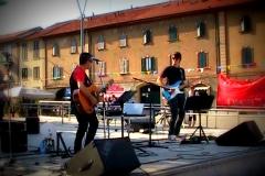 19 settembre 2015, live @Cinisello (MI)