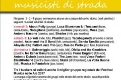 4 giugno 2017, live @Imola in Musica, Imola (BO)