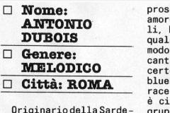 5 aprile 1985 CIAO 2001 - recensione