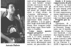30 gennaio 2005 Guidonia Oggi