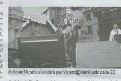 10 giugno 2015 Giornale Di Vicenza